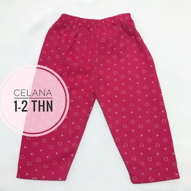 Celana Panjang Anak 1-2 thn