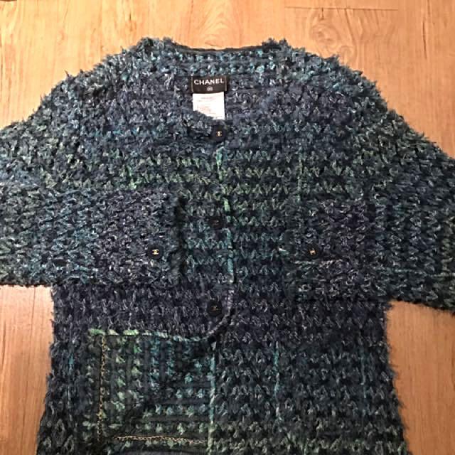 CHANEL藍外套
