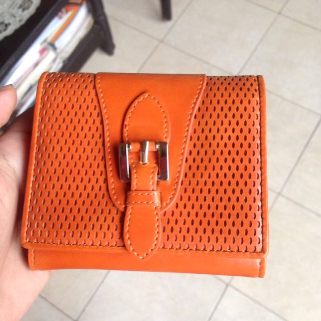 Charles and keith wallet /dompet