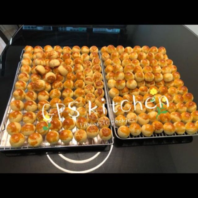 Chinese New Year Home Made Premium Quality Pineapple Tarts