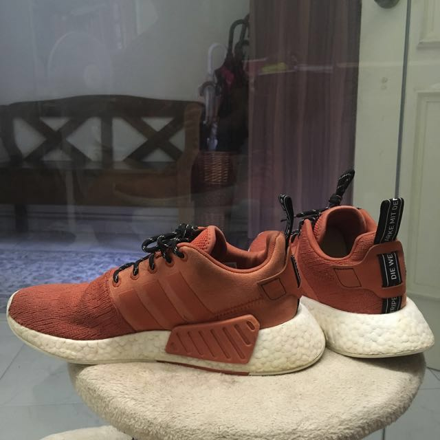 premium selection 58ea3 294d4 Clearance at 90 only! Adidas NMD R2 Future HarvestCore Black