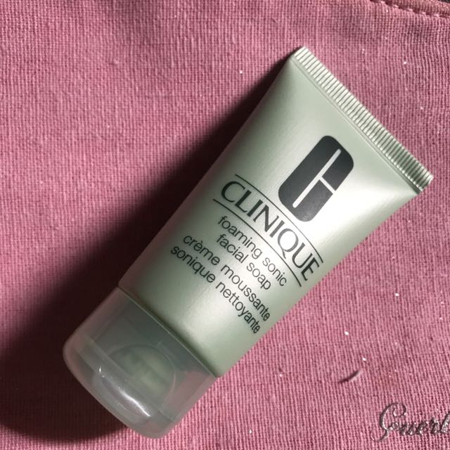 Clinique forming cleanser