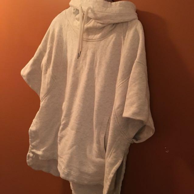 Community xxs poncho/sweater