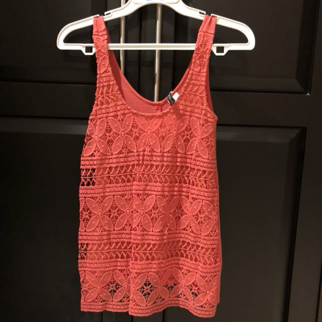 Coral Top size S
