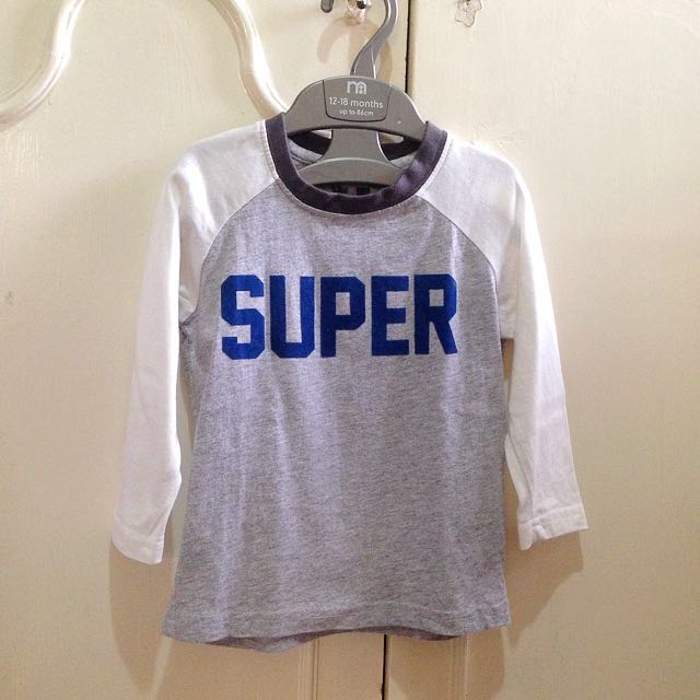 Cotton on kids Long sleeves
