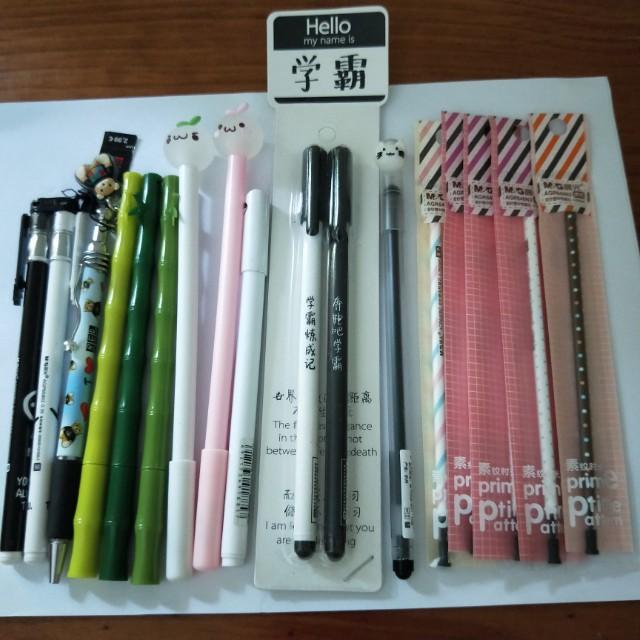Cute Pen Bundle