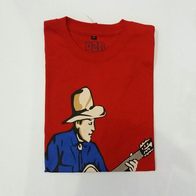 D2R Red Tshirt