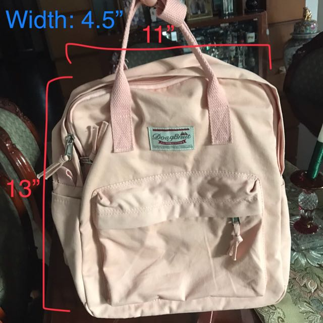 Doag Brut Pink Backpack