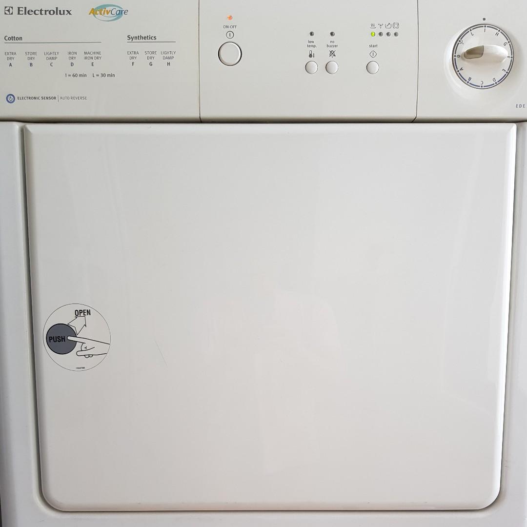 Electrolux Tumble Dryer EDE429E 8e468e54fe