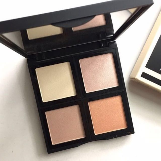 ELF illuminating palette highlights