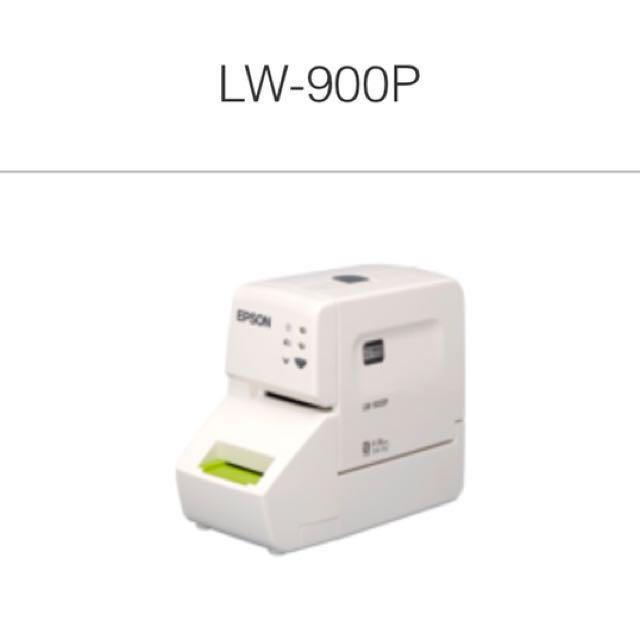 Epson 全新 標籤機