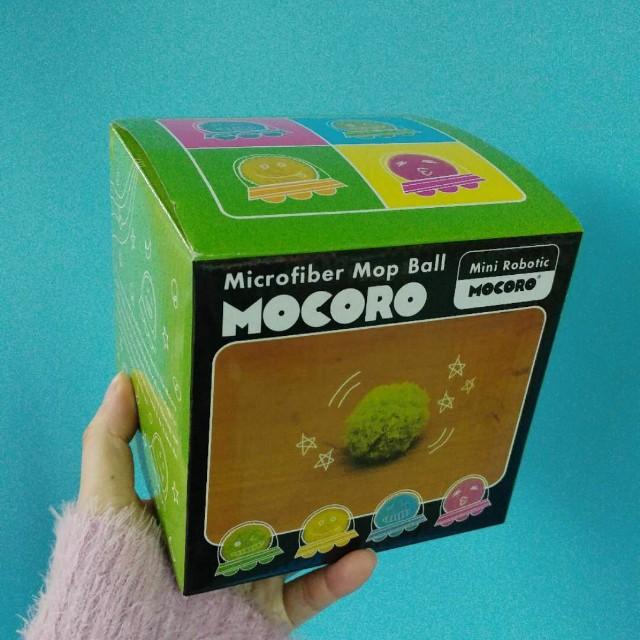 Eve.附實拍圖!現貨 買就送三個毛絨套~ 超低價 寵物互動毛球君 Mocoro 掃地機器人
