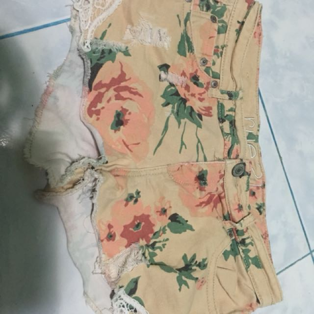 F21 and rue21 shorts bundle purrfect for summer