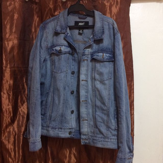 Factorie Denim Jacket Medium