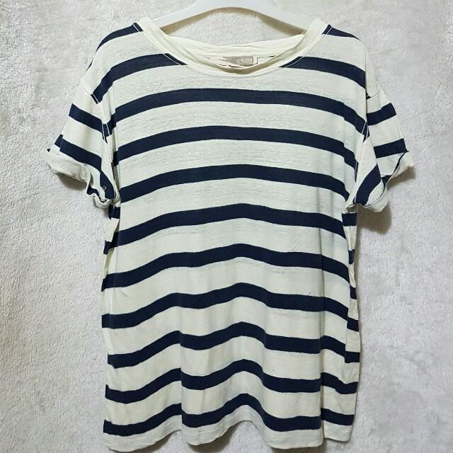Forever 21 stripe top
