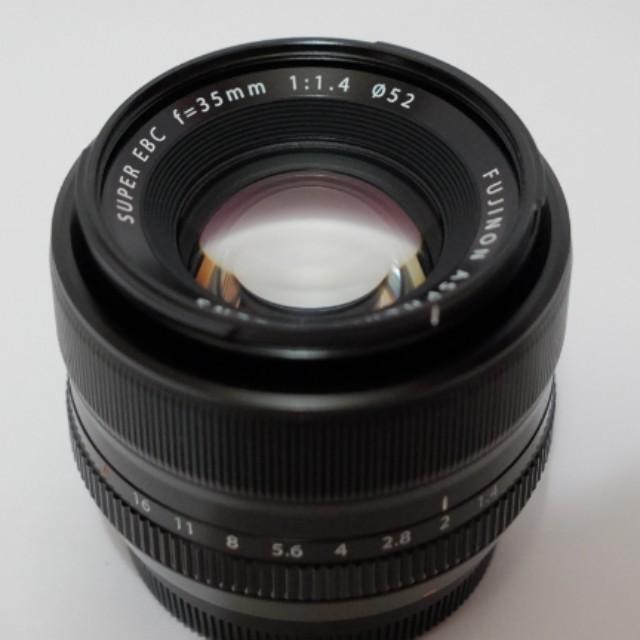 Fujifilm Fujinon XF35mm F1.4 R (Fujifilm Lens)