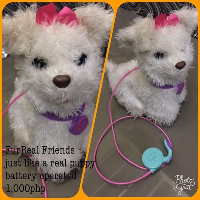 FurReal Friends Puppy
