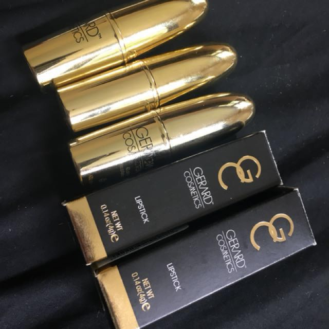 Gerard Cosmetics Lipstick Bulk