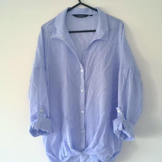 Glassons Shirt Size 10