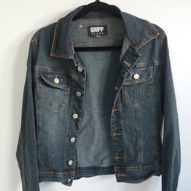 Gripp Denim Jacket