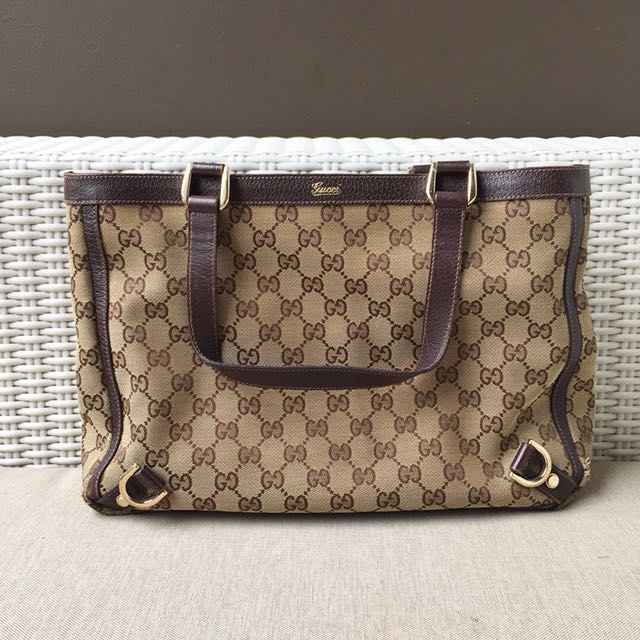 Gucci Abbey D-Ring Tote