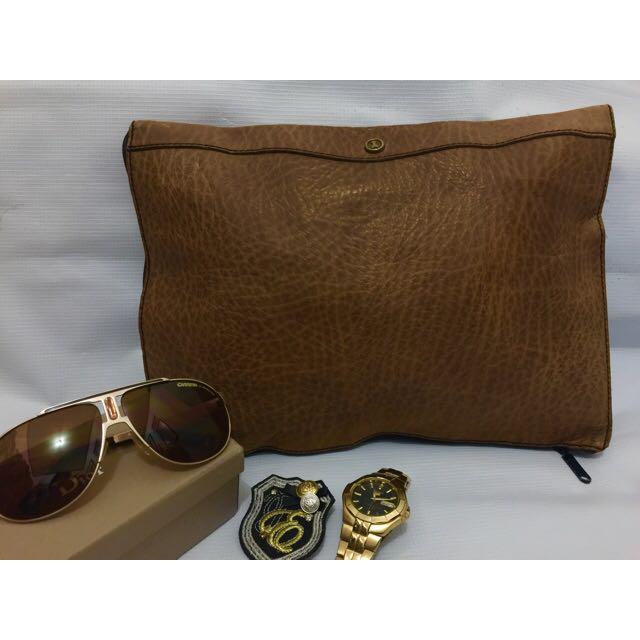 Handbag kulit 100% made in German
