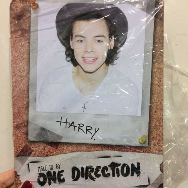 Harry One Direction 精裝 化妝盒