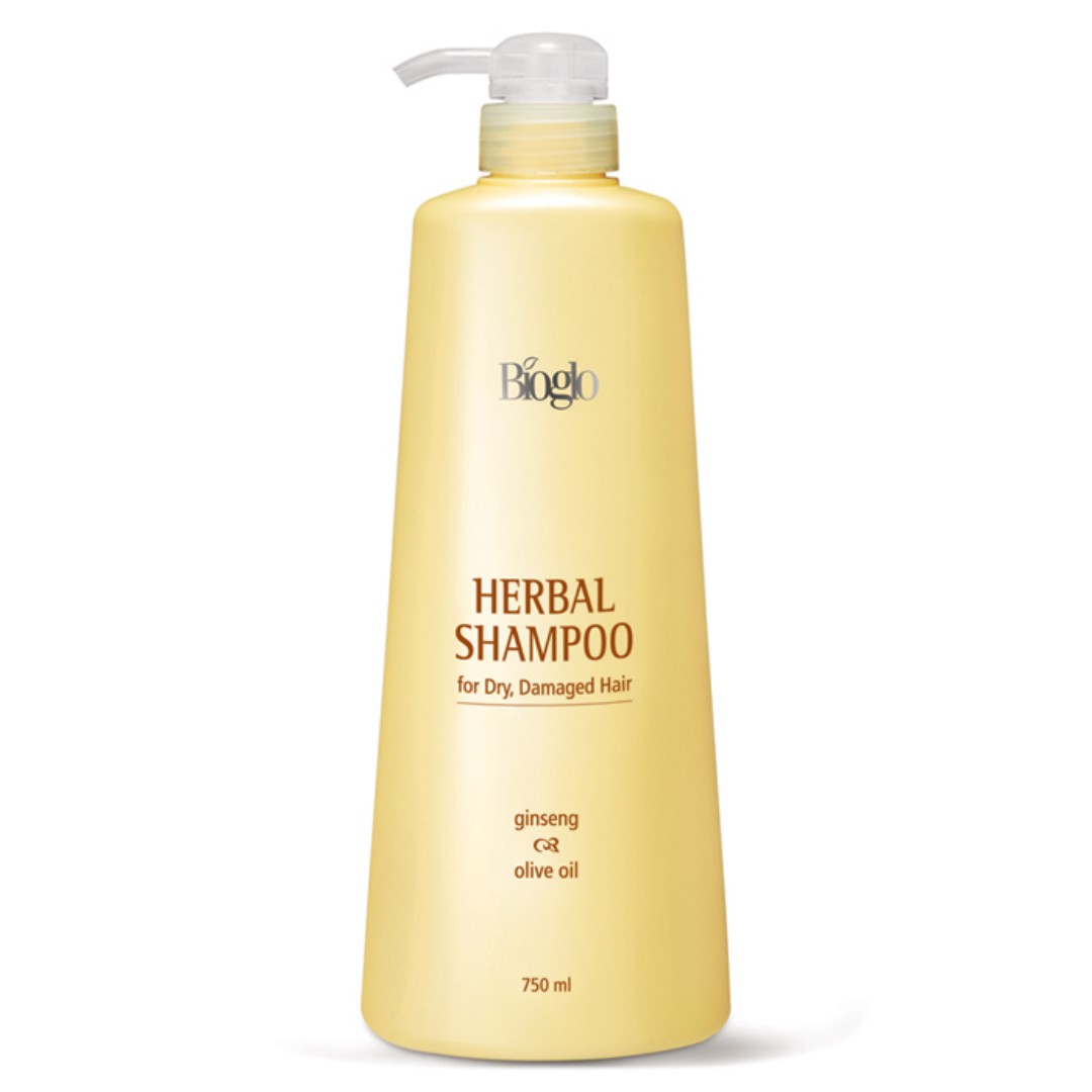 Herbal Shampoo – Normal Oily or Dry Damaged Hair 750ml