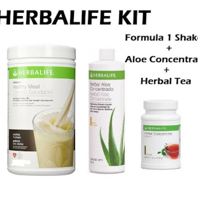 Herbalife Meal Replacement Pack