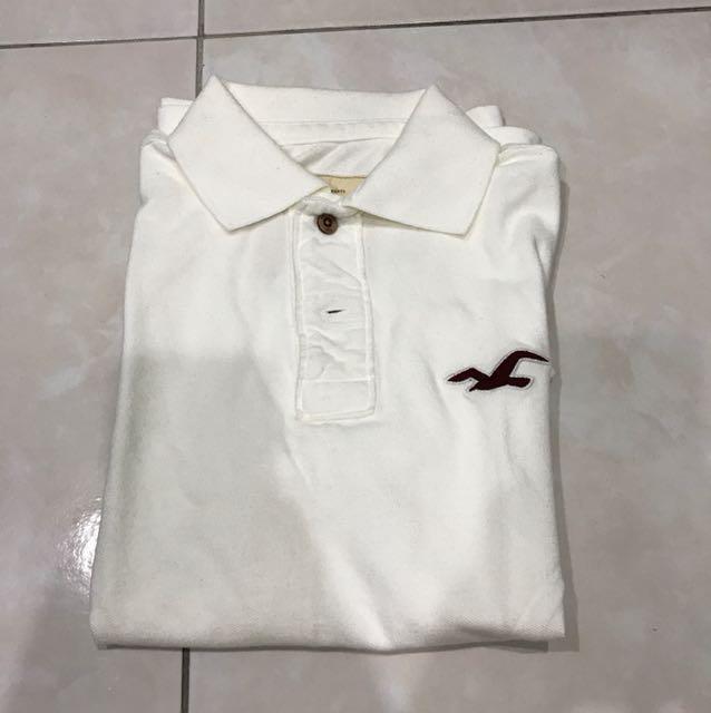 Hollister af polo衫 短袖