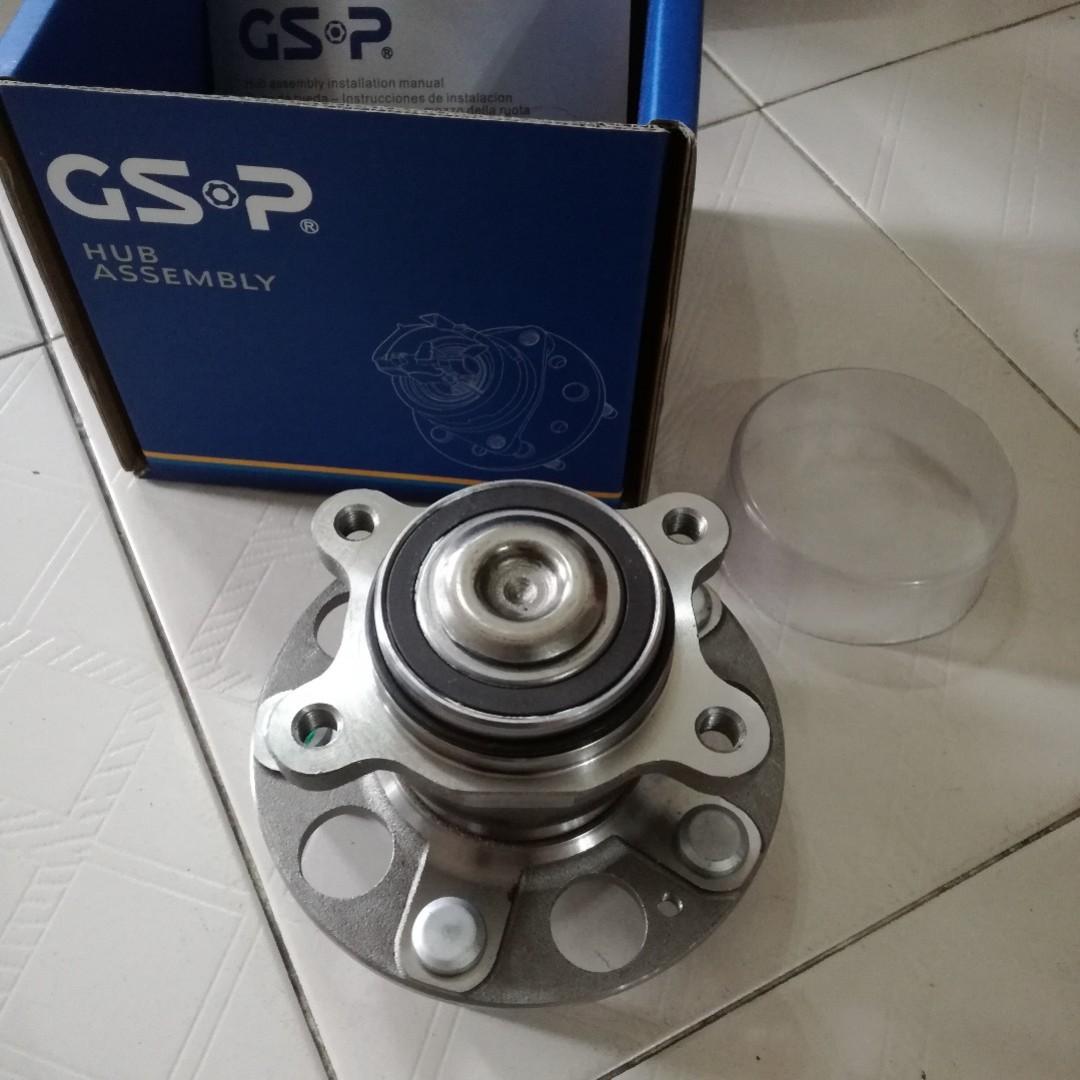Honda Civic Rear Hub Wheel Bearing (GSP)