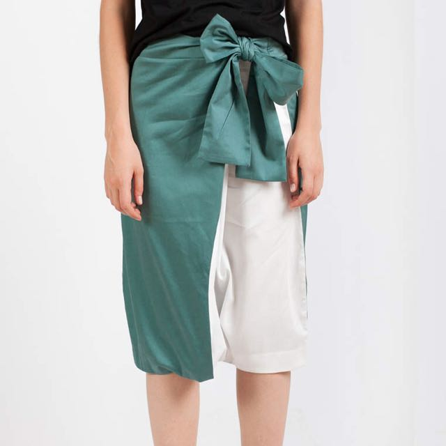 Indria Cullote Pants - Tosca
