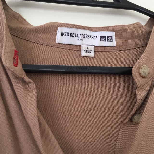 Ines de la Fressange shirt