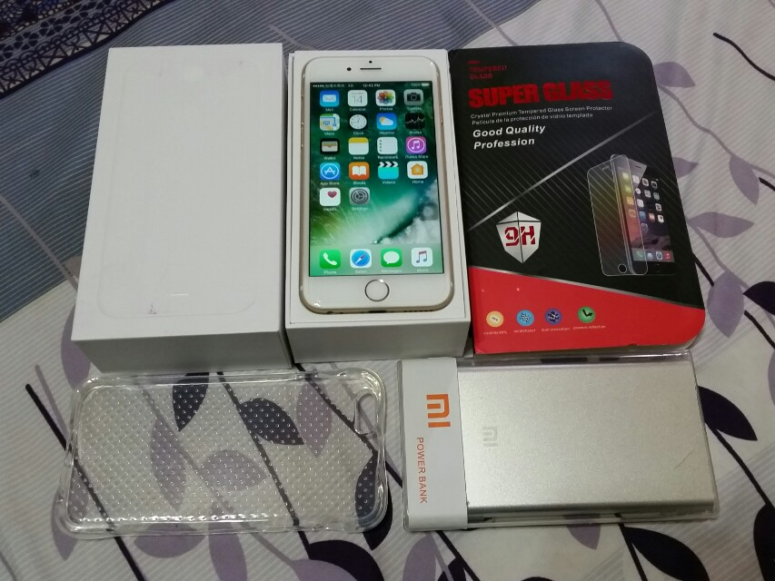 iphone6 16g gold