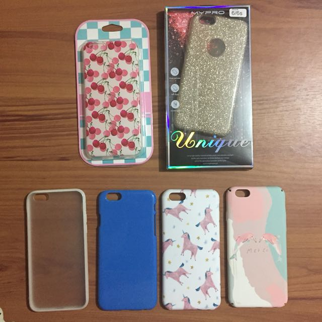 iPhone 6/6s cases - Take all!