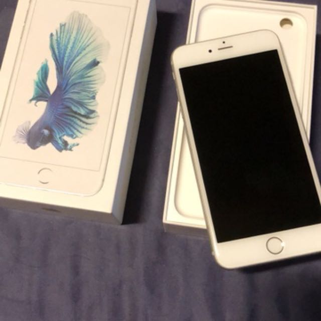 the latest 00c66 56468 IPhone 6s Plus used come with box (without cable n charger)