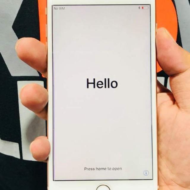 iPhone 8 Plus Gold 64gb FU