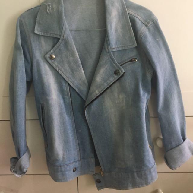 jacket jeans jaket
