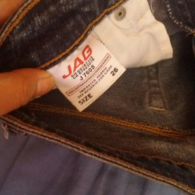 JAG size..26