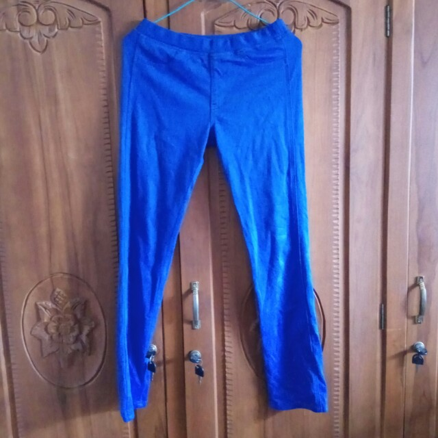 Jegging Blue Uniqlo