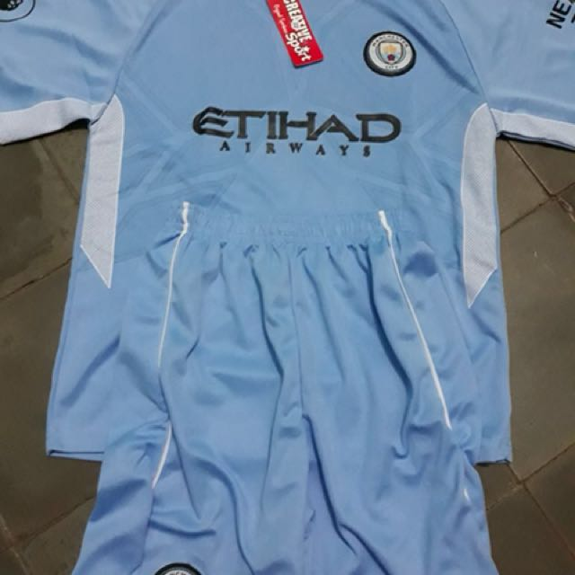 Jersey Manchester City
