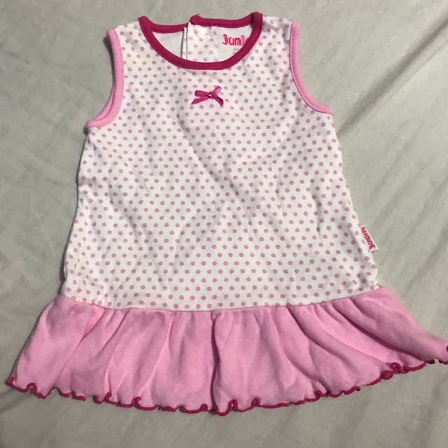 Juniors dress 3-6m