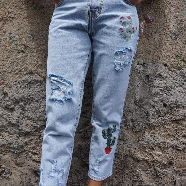 Kaktus boyfriend jeans