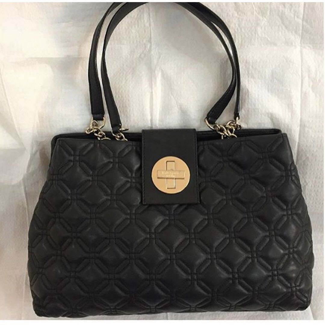 KATE SPADE QUILTED BAG  - ON HAND