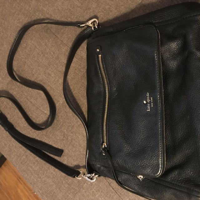 Kaye spade large crossbody bag