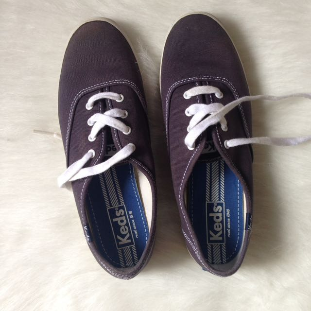 KEDS CHAMPION NAVY BLUE SNEAKERS