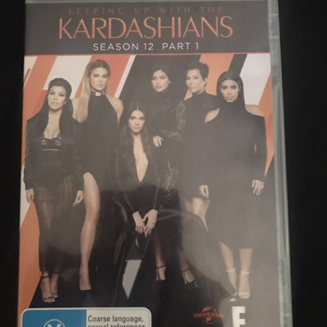 Keeping up with the kardashians season 12 part 1