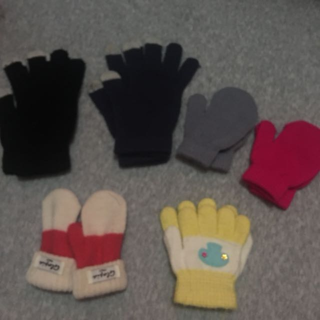 Kids gloves / mittens