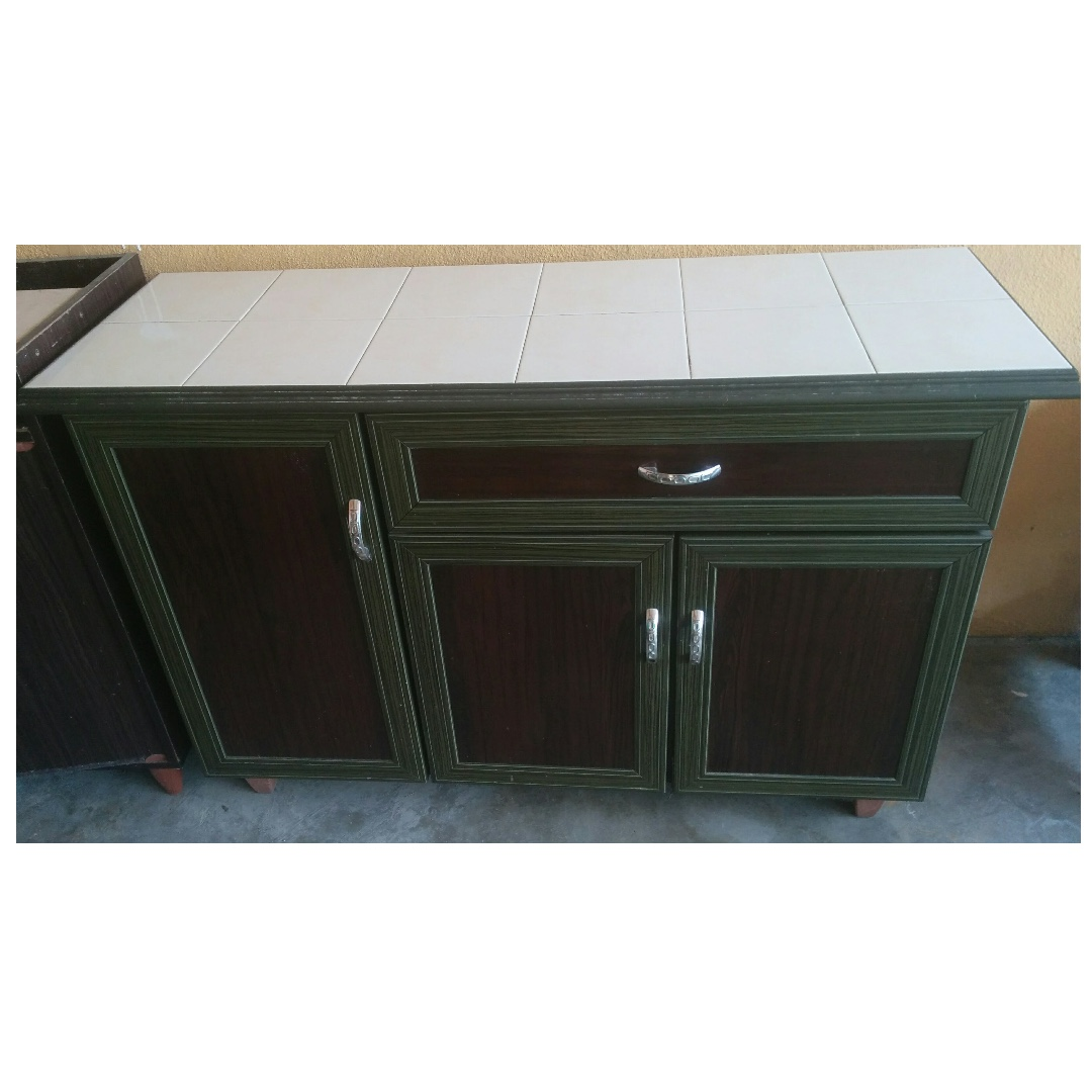 Kitchen Cabinet Kabinet Dapur Home Furniture On Carou