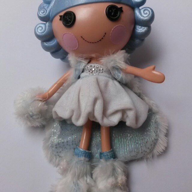 Lalaloopsy Collector Doll- Ivory Ice Crystal